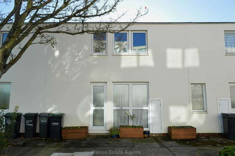 3 Bedrooms Terraced House for sale in Cornwell Close, Rowner