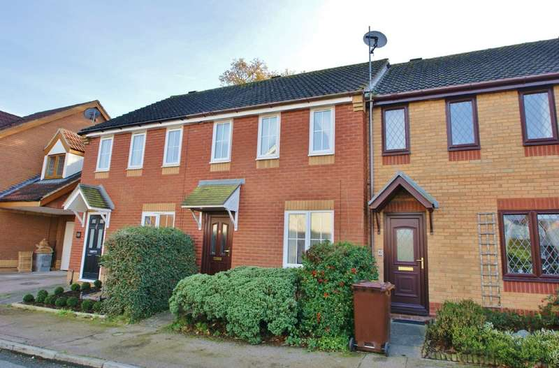 2 Bedrooms Terraced House for sale in Winceby Close, Thorpe St. Andrew