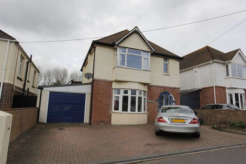 4 Bedrooms Detached House for sale in Exeter Road, Dawlish, Devon, EX7 0AG