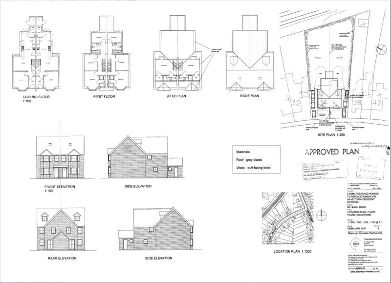 4 Bedrooms Plot Commercial for sale in Victoria Crescent, Royston, SG8