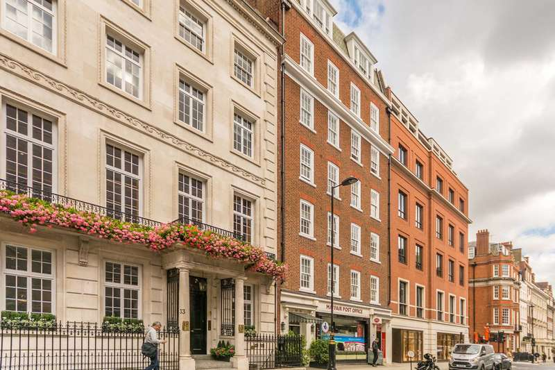 1 Bedroom Flat for sale in Grosvenor Street, Mayfair, W1K