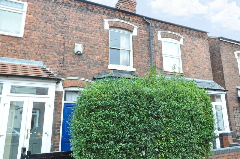 2 Bedrooms Terraced House for sale in Holly Road, Cotteridge, Birmingham, B30