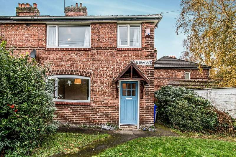 3 Bedrooms Semi Detached House for sale in Mossbray Avenue, Withington , Manchester, M19