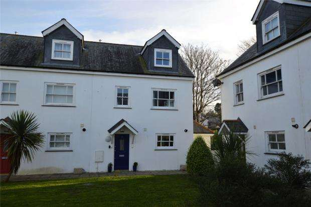 3 Bedrooms End Of Terrace House for sale in Westwood Park, Caroline Row, Hayle, Cornwall