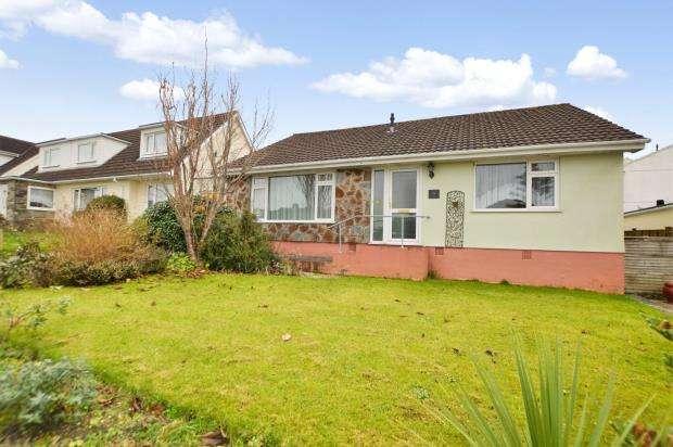 3 Bedrooms Detached Bungalow for sale in Sunnybanks, Hatt, Saltash, Cornwall