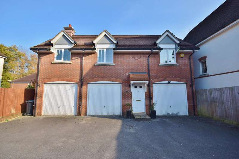 2 Bedrooms Flat for sale in Chineham, Basingstoke, RG24