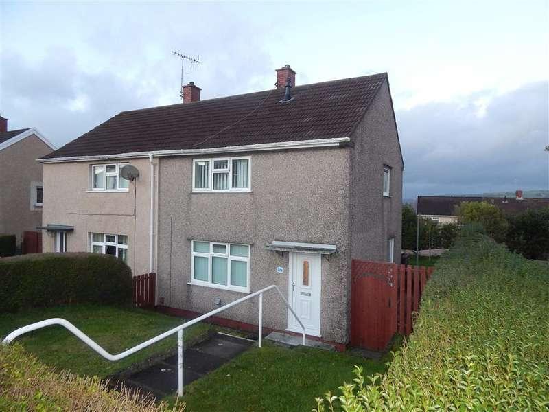 2 Bedrooms Property for rent in Tyn Y Waun, Swansea
