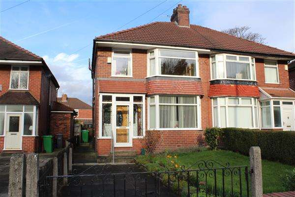 3 Bedrooms Semi Detached House for sale in Victoria Avenue East, Manchester