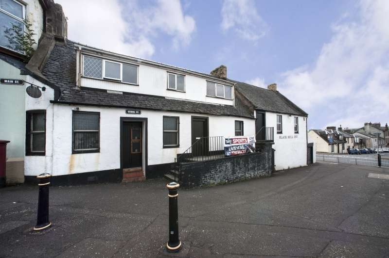 3 Bedrooms Pub Commercial for sale in 2 Vennel Street, Dalry, North Ayrshire, KA24 4AF