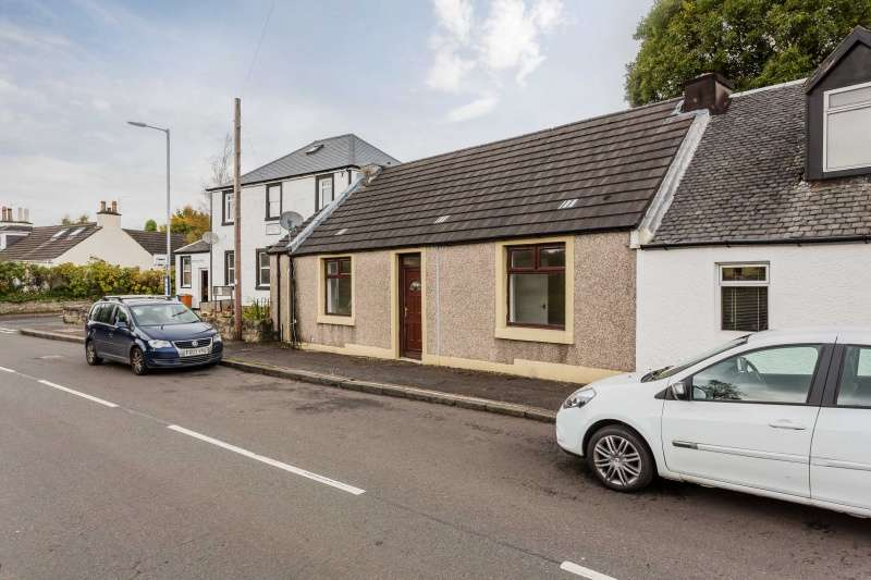 2 Bedrooms Cottage House for sale in Bankhead Road, Waterside, Kirkintilloch, East Dunbartonshire, G66 3LQ
