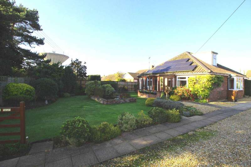 3 Bedrooms Detached Bungalow for sale in Princes Street, Swaffham
