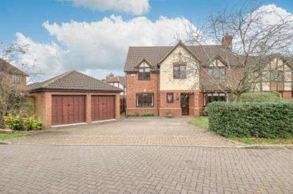 5 Bedrooms Detached House for sale in Duncan Grove, Shenley Church End, Milton Keynes