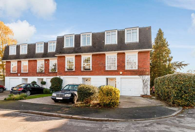 4 Bedrooms End Of Terrace House for sale in Teddington