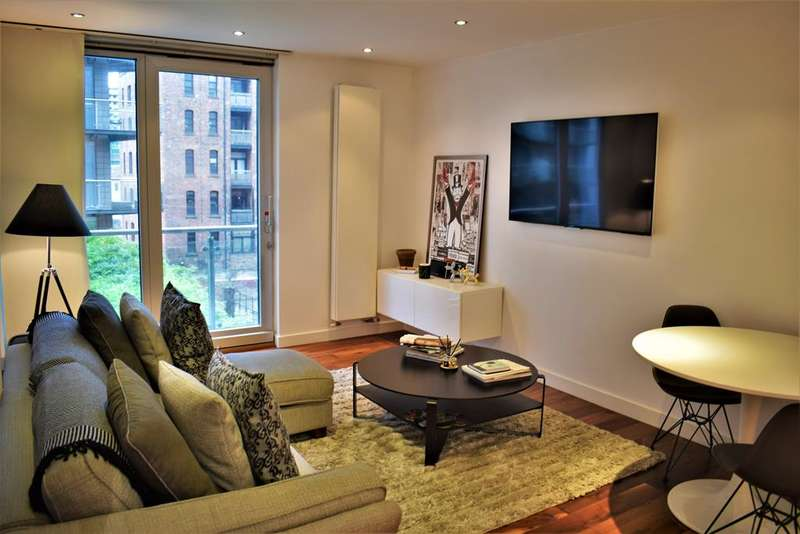 1 Bedroom Apartment Flat for sale in The Edge, Clowes Street, Salford, M3 5NE