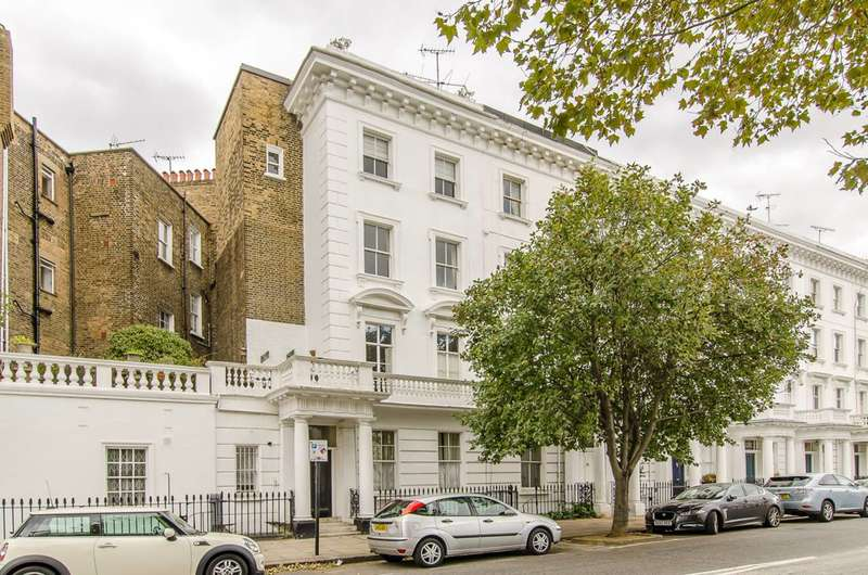 2 Bedrooms Maisonette Flat for sale in Sutherland Street, Pimlico, SW1V