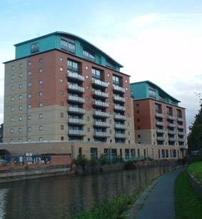 2 Bedrooms Flat for rent in Westbridge Wharf, Bath Lane, Leicester