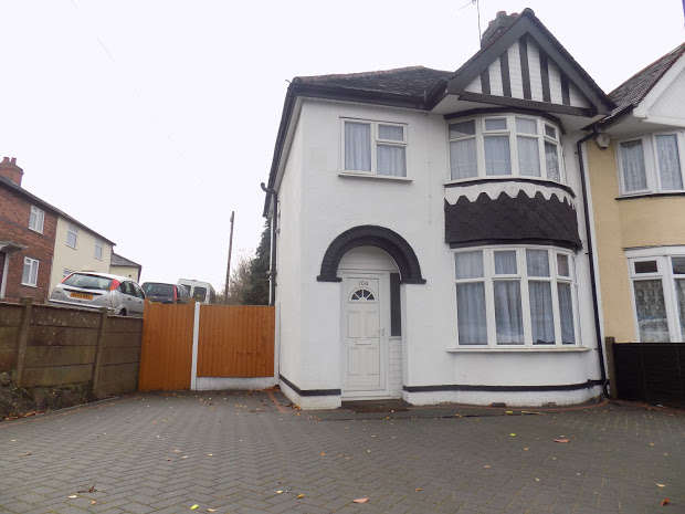 3 Bedrooms Semi Detached House for sale in BRIERLEY HILL, West Midlands, DY5