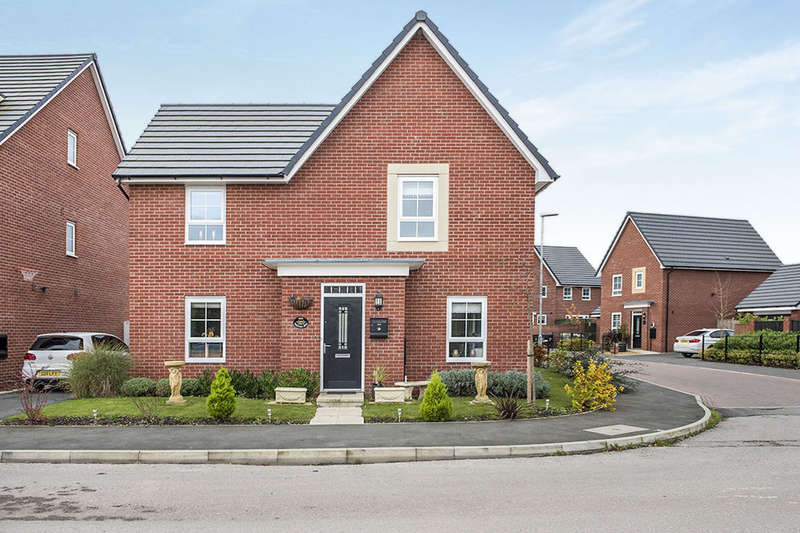 4 Bedrooms Detached House for sale in Fairclough Drive, Tarleton, Preston, PR4