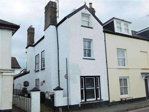 4 Bedrooms End Of Terrace House for sale in High Street, Topsham