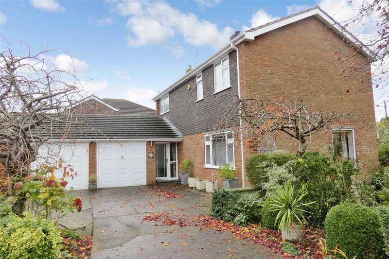 4 Bedrooms Detached House for sale in Russell Road, Leasingham