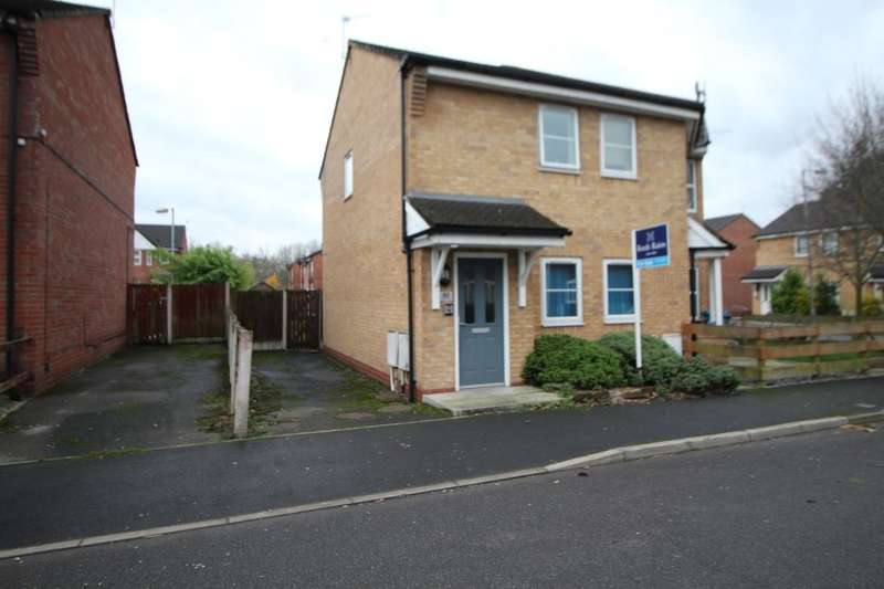 2 Bedrooms Flat for sale in Highfield Road, Levenshulme, Manchester, M19