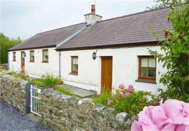 3 Bedrooms Cottage House for sale in Bryn Ffynnon, Groeslon, Caernarfon, Gwynedd
