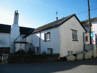 3 Bedrooms End Of Terrace House for sale in Loddiswell, Kingsbridge, Devon