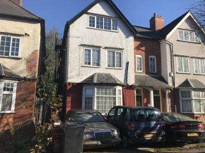 House for sale in Fountain Road, Edgbaston, Birmingham, West Midlands