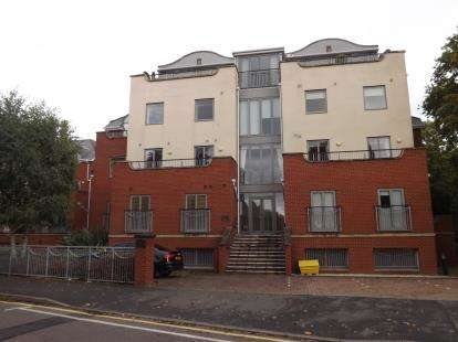 2 Bedrooms Flat for sale in Apartment 14, 42 School Lane, Solihull, West Midlands