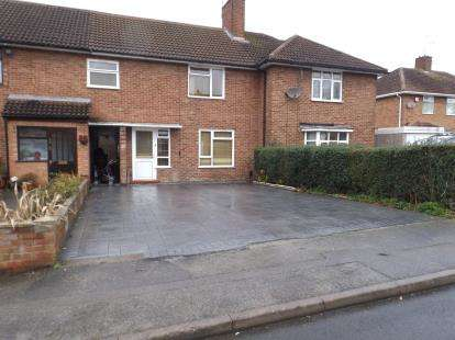 3 Bedrooms Terraced House for sale in Pimbury Road, Short Heath, Willenhall, West Midlands