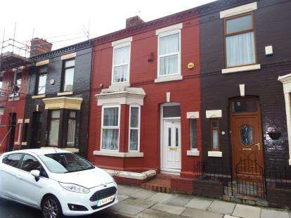 3 Bedrooms Terraced House for sale in Esher Road, Liverpool, Merseyside, England, L6