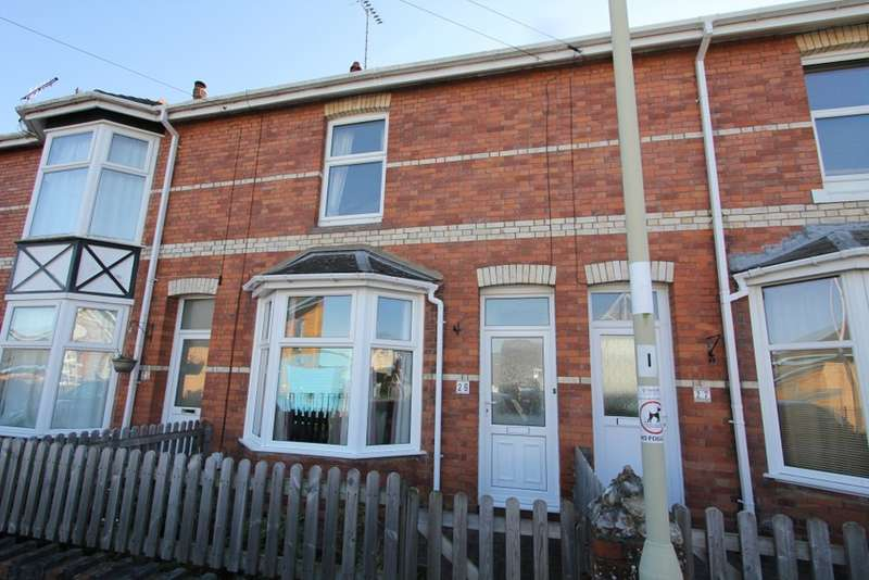 3 Bedrooms Terraced House for sale in Coronation Road, Newton Abbot