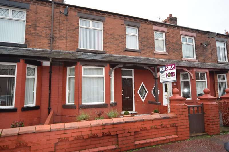 3 Bedrooms Terraced House for sale in Devon Street, Barrow in Furness, Cumbria, LA13 9PX