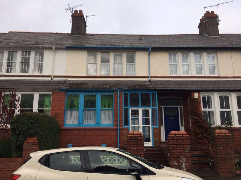 3 Bedrooms Terraced House for sale in Burlington Terrace, Cardiff