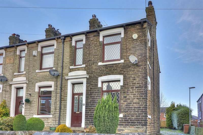 2 Bedrooms End Of Terrace House for sale in Shore Road, Littleborough, OL15 9LG