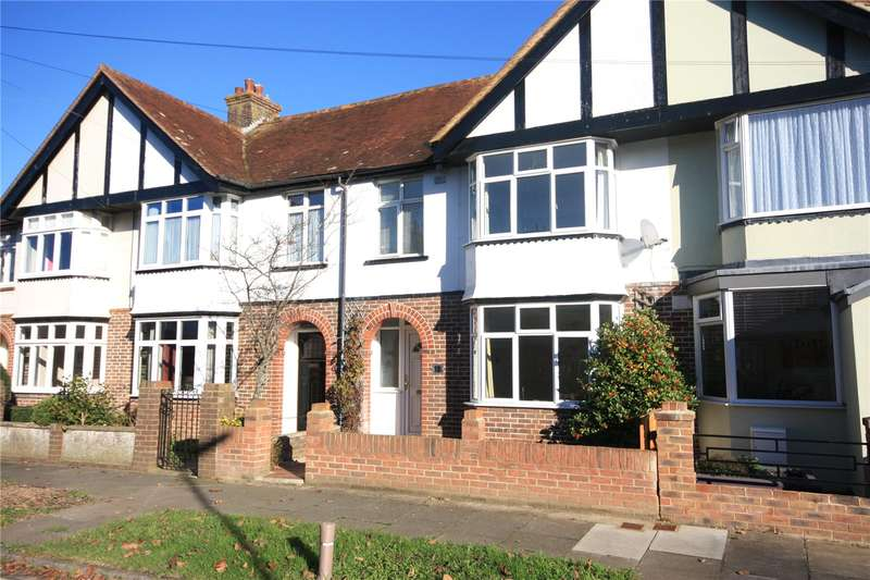 3 Bedrooms Terraced House for sale in Orchard Avenue, Chichester, West Sussex, PO19