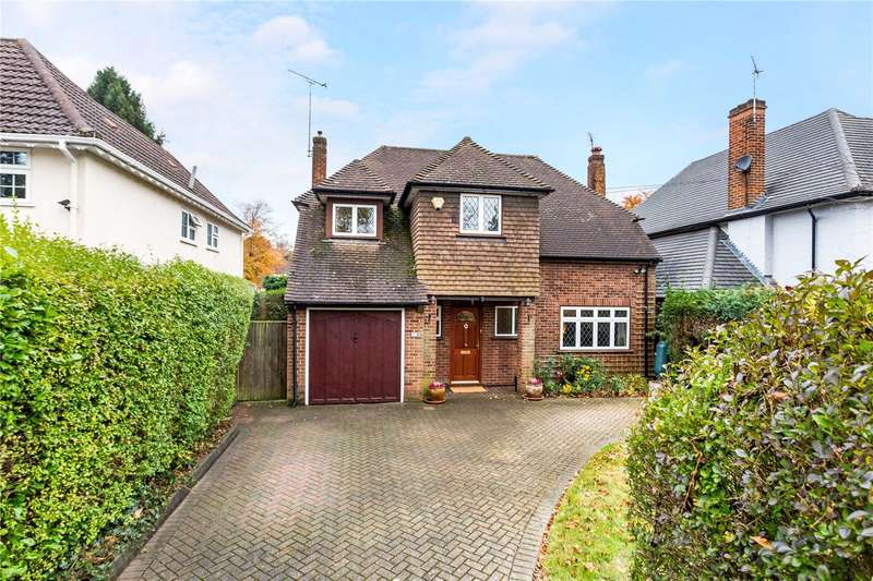 4 Bedrooms Detached House for sale in Braywick Road, Maidenhead, Berkshire, SL6