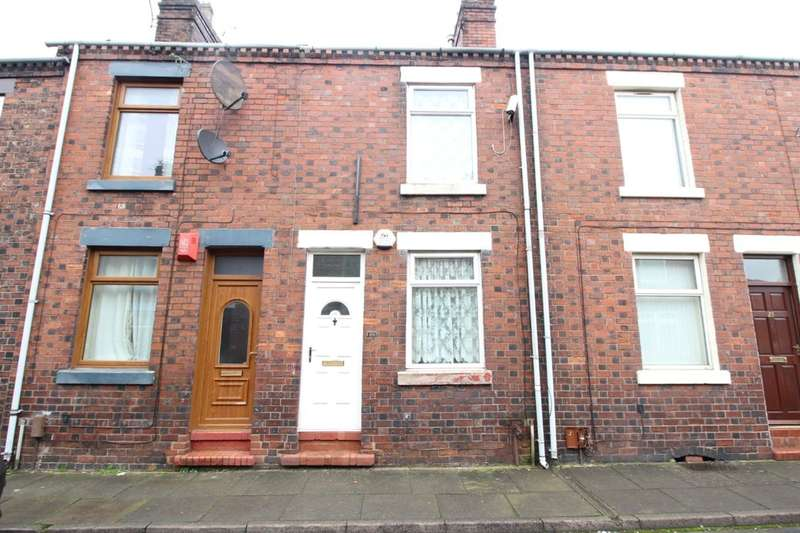 2 Bedrooms Property for sale in Walley Place, Burslem, Stoke-On-Trent, ST6