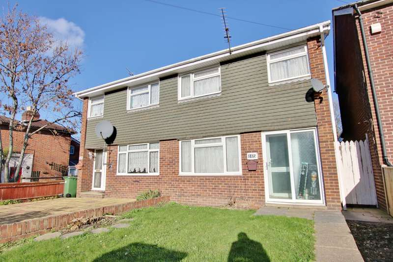 3 Bedrooms Semi Detached House for sale in Obelisk Road, Woolston