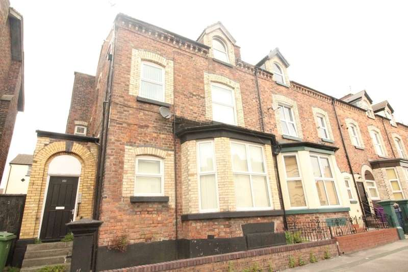 1 Bedroom Flat for sale in Moscow Drive, Liverpool, L13
