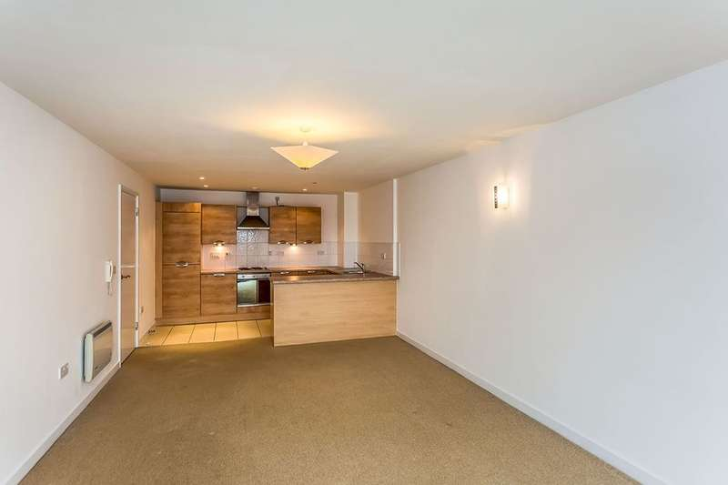 2 Bedrooms Flat for sale in Vicar Lane, Sheffield, S1