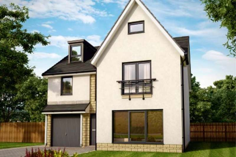 5 Bedrooms Detached House for sale in Calder Park Road, Mid Calder, Livingston, EH54