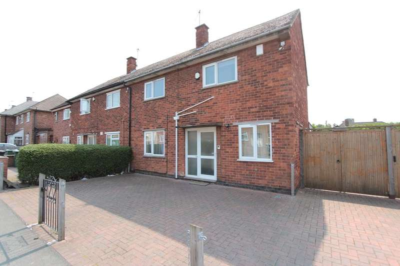 6 Bedrooms Semi Detached House for rent in Gracedieu Road, Loughborough, LE11