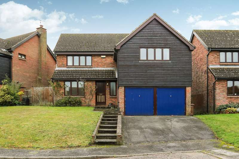 4 Bedrooms Detached House for rent in Pytches Close, Melton, Woodbridge