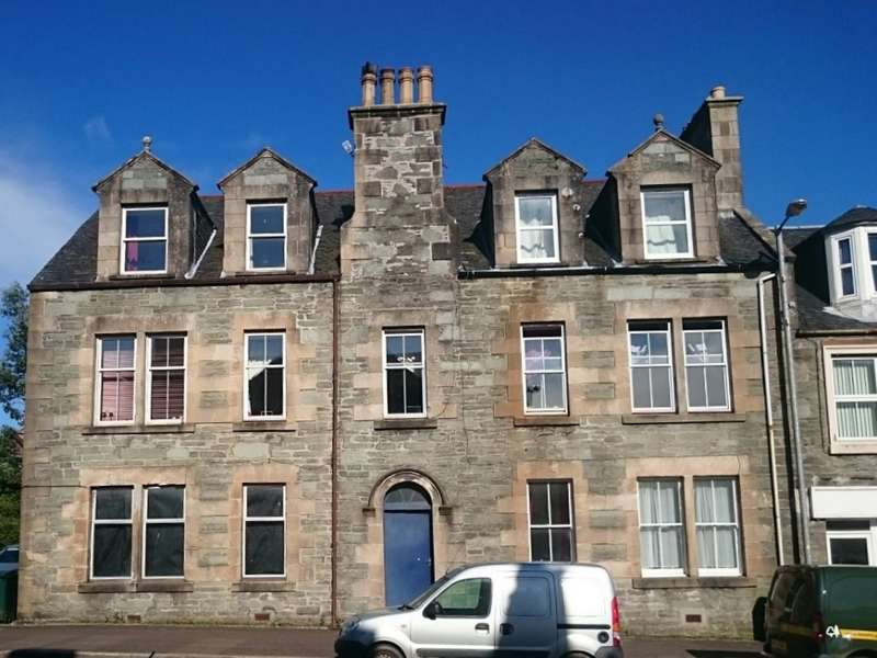 3 Bedrooms Flat for sale in 1/1 Clydesdale Buildings Argyll Street, Lochgilphead, PA31 8NE