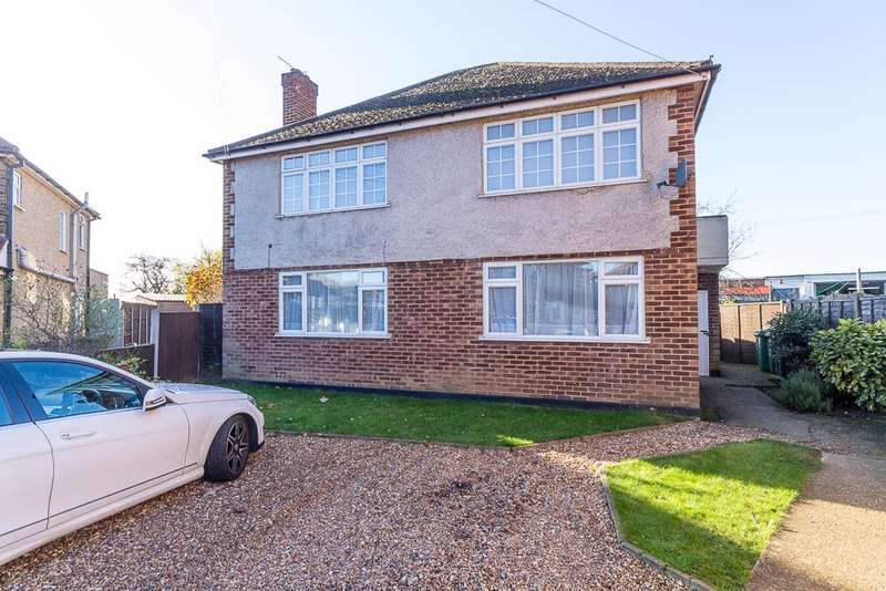 2 Bedrooms Maisonette Flat for sale in Harrow Road, Bedfont, TW14