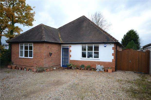 3 Bedrooms Detached Bungalow for sale in King Street Lane, Winnersh, Wokingham
