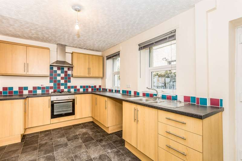 3 Bedrooms Terraced House for sale in Dunraven Place, Ogmore Vale, Bridgend