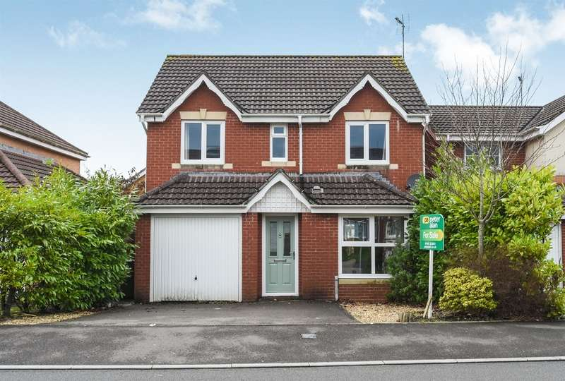 4 Bedrooms Detached House for sale in Powell Drive, Llanharan, PONTYCLUN