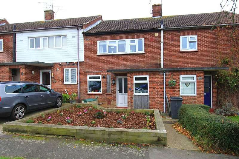 2 Bedrooms Terraced House for sale in Trent Road, Chelmsford, Essex, CM1 2LG